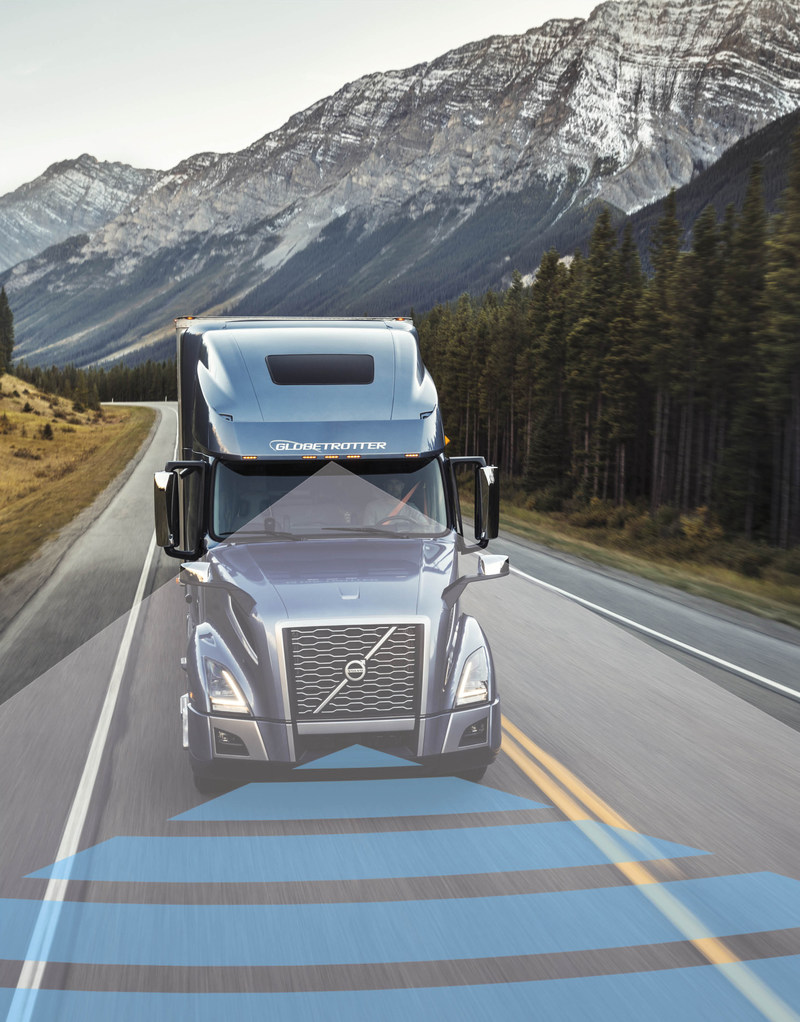 Volvo Active Driver Assist, which includes Bendix Wingman Fusion, a comprehensive, camera- and radar-based collision mitigation system, is standard equipment on the new Volvo VNL series. Volvo is the first heavy-duty truck OEM to offer Bendix Wingman Fusion as standard equipment.