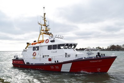 CCGS Pennant Bay (CNW Group/Canadian Coast Guard)