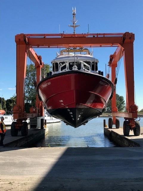 CCGS Pennant Bay (CNW Group/Canadian Coast Guard)