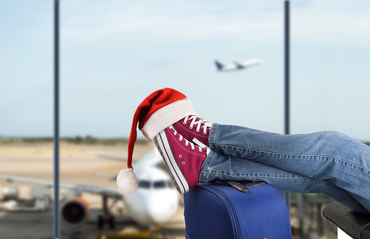 How to Combat the (Un)comfort of Holiday Travel—and all the Chaos That Can Come With It
