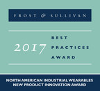 Frost & Sullivan Recognizes RealWear, Inc. for Its Industrial Wearable Technology