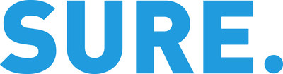 SURE logo (PRNewsfoto/SURE)