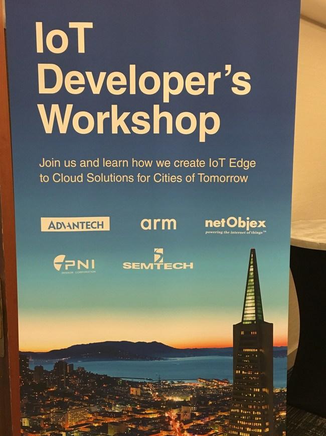 Advantech IoT Developer's Workshop