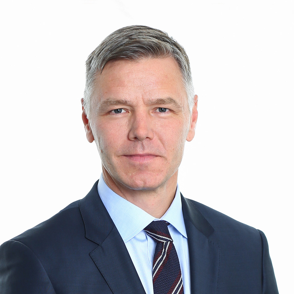 Patrik Silfverling, Head of the Nordics and Benelux, OppenheimerFunds
