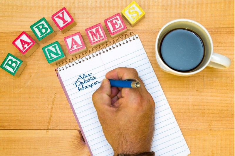Mom365 releases the most popular baby names of 2017