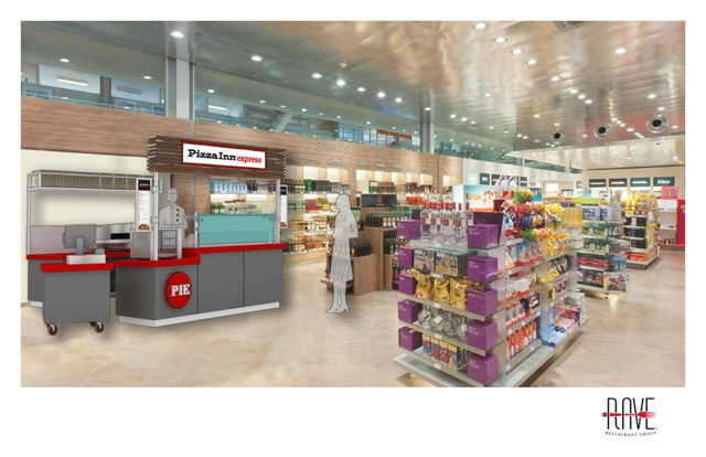 Pizza Inn gets in the fast lane with express concept aimed at c-store and airport locations.