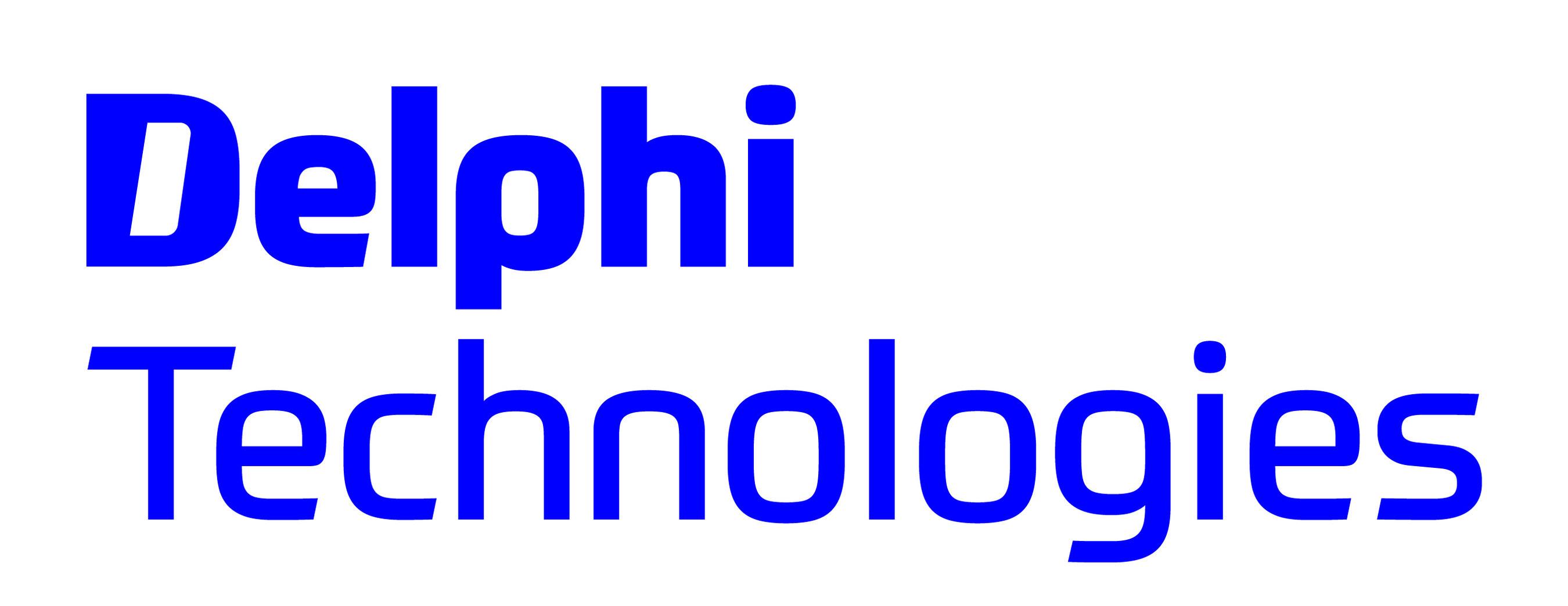 (PRNewsfoto/Delphi Technologies)