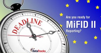 DataTracks MiFID II reporting solution (PRNewsfoto/DataTracks Services Limited)