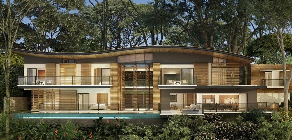Four Seasons Private Residences Prieta Bay at Peninsula Papagayo. Photo credit: Ecodesarrollo Papagayo, LTDA