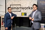 Smartworks CoFounders (L - R)_Harsh Binani and Neetish Sarda (PRNewsfoto/Smartworks)