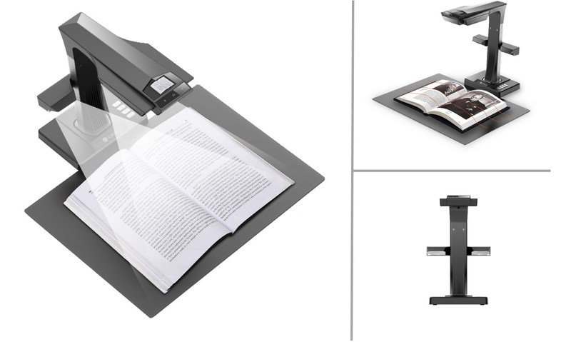 CZUR Smart Book Scanner ET16 Plus