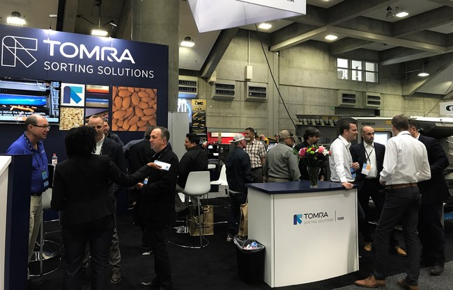 TOMRA Food Sorting, Almond Conference 2017