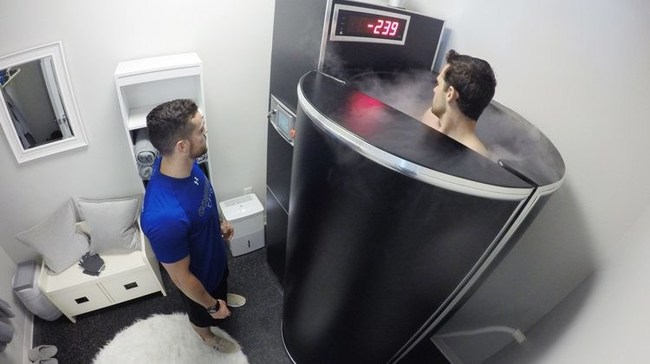Photo Credit: Combine Cryo in Greenwich, CT