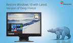 Deep Freeze 8.5 Version Launched to Restore Windows 10 With Single Reboot