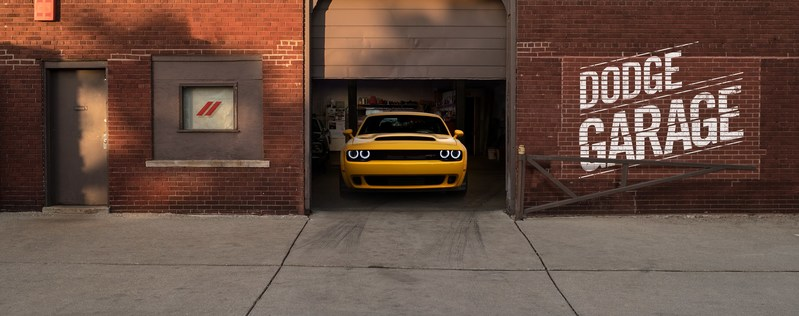 Dodge brand launches Dodge Garage, a digital content hub and premier destination where muscle car and race enthusiasts can hang out to get the latest on all things Dodge, SRT and Mopar.