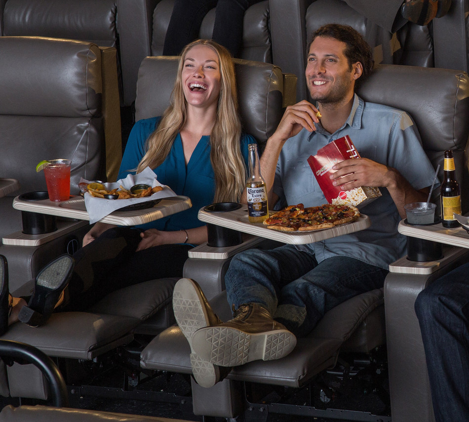 In-theatre dining