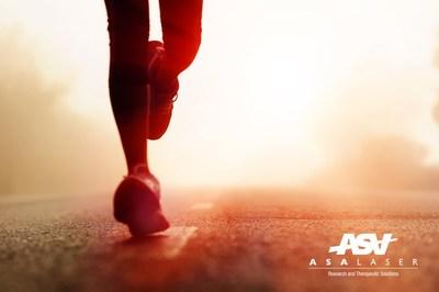 ASA Laser therapies, remedy for prevention (PRNewsfoto/ASA Srl)
