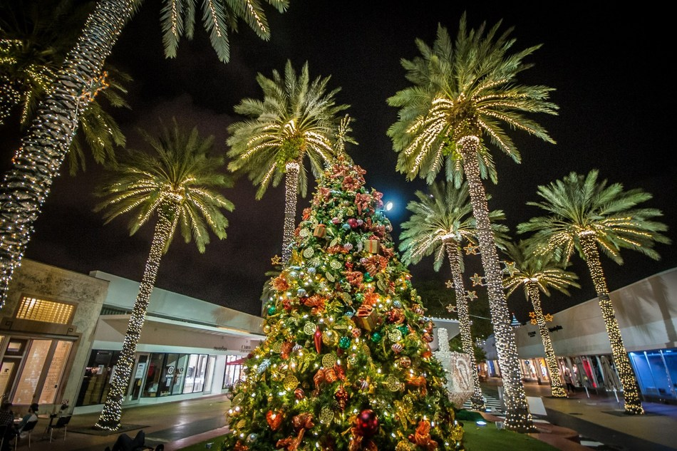 Snowbirds can easily escape the harsh winter weather and celebrate the holidays this season in sun-kissed Miami Beach with a number of festive events, luxurious spa treatments and fine holiday dining offers.
