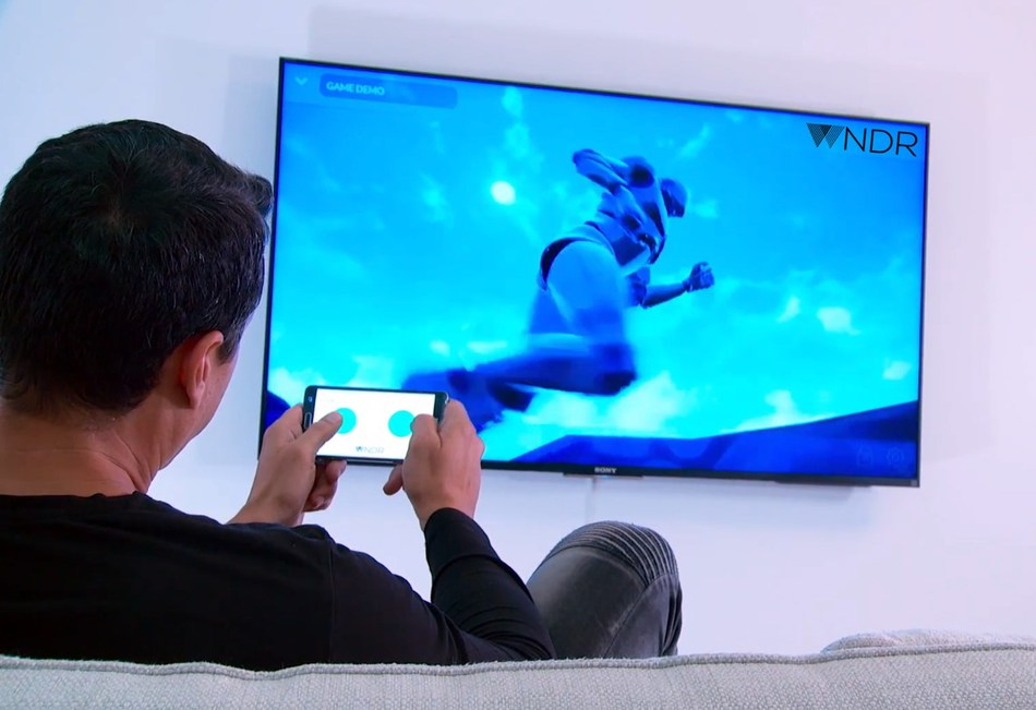 Featuring dynamic mobile capabilities, players can use their smartphone for gameplay, or convert it into a virtual remote controller to seamlessly play on a tablet, PC or Smart TV -  enabling 'play everywhere.'