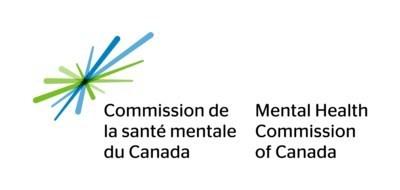 Logo : Commission de la santé mentale du Canada. (Groupe CNW/Commission de la santé mentale du Canada)