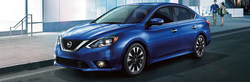 Matt Castrucci Nissan's team recently highlighted the 2018 Nissan Sentra, shown above, in a model information page on the dealership's website.