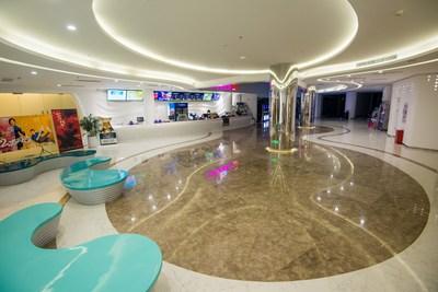 Cinema Lobby