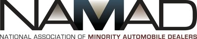National Association of Minority Automobile Dealers Logo (PRNewsfoto/National Association of Minorit)