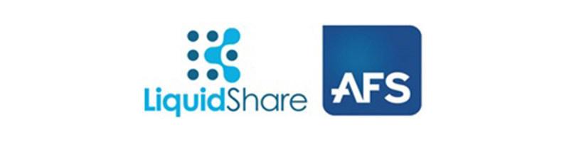 AFS Group and LiquidShare (PRNewsfoto/AFS Group and LiquidShare)