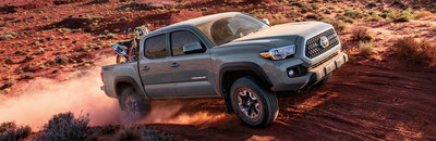Hesser Toyota publishes a new online model review of the 2018 Toyota Tacoma.