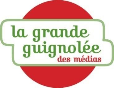 Logo : La grande guignolée des médias (Groupe CNW/LA GRANDE GUIGNOLEE DES MEDIAS)