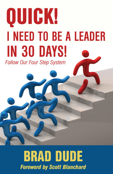 New book on becoming an effective leader.