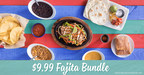 'Tis the Season to Fiesta Mas at On The Border® with the $9.99 Fajita Combo