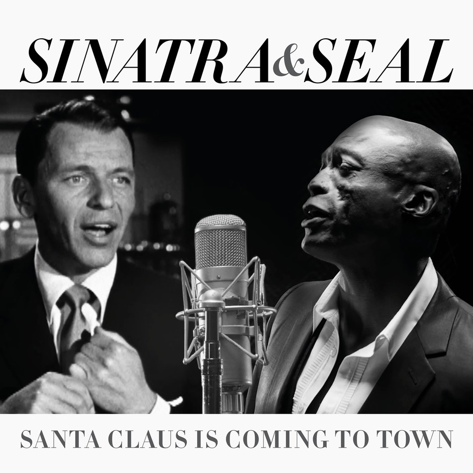 """Today, British soul legend Seal has released a duet with one of history's most iconic artists, Frank Sinatra, via UMe. Performing the Christmas classic, """"Santa Claus Is Coming To Town,"""" Seal and Sinatra sing side by side, in perfect harmony, creating a unique, one-off single, just in time for the holidays. The dream collaboration, granted by Frank Sinatra Enterprises, is out today, ahead of Sinatra's birthday next Tuesday, December 12."""