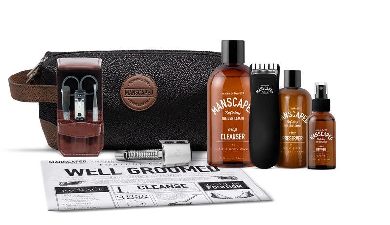Manscaped created precision engineered manscaping tools and pH balanced formulations optimized for below-the-belt grooming and hygiene.