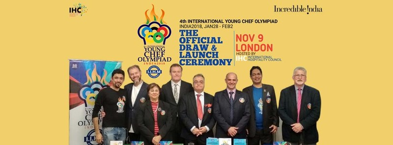 London Draw - Country Grouping (PRNewsfoto/International Institute of Hote)