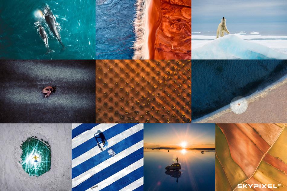 Las mejores imágenes de SkyPixel del 2017