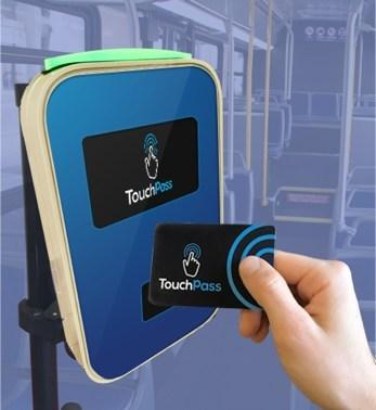 TouchPass Reader