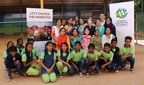 Volunteers and members from Singapore International Foundation (SIF) and the Parikrma Humanity Foundation with educators and students (PRNewsfoto/SIF)
