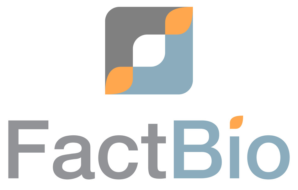FactBio logo (PRNewsfoto/SciBite)