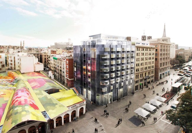 The Barcelona EDITION will be one of seven openings for the brand in 2018.