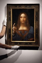Louvre Abu Dhabi to Display Leonardo da Vinci's Salvator Mundi
