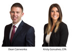 Siegfried Welcomes Two to its Leadership Team