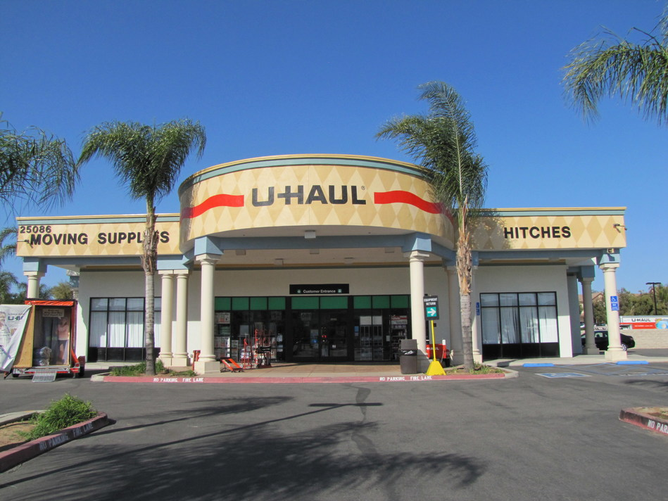 U-Haul Company of Oceanside is offering 30 days of free self-storage to Southern Californians who have been or will be impacted by the Lilac Fire or Liberty Fire.