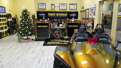 Owned and operated by experienced master auto technician Santiago Rojas, the new Tint World® Massapequa Park store will offer a variety of auto customization services to the community including window film, mobile electronic and stereo upgrades, and even marine styling.