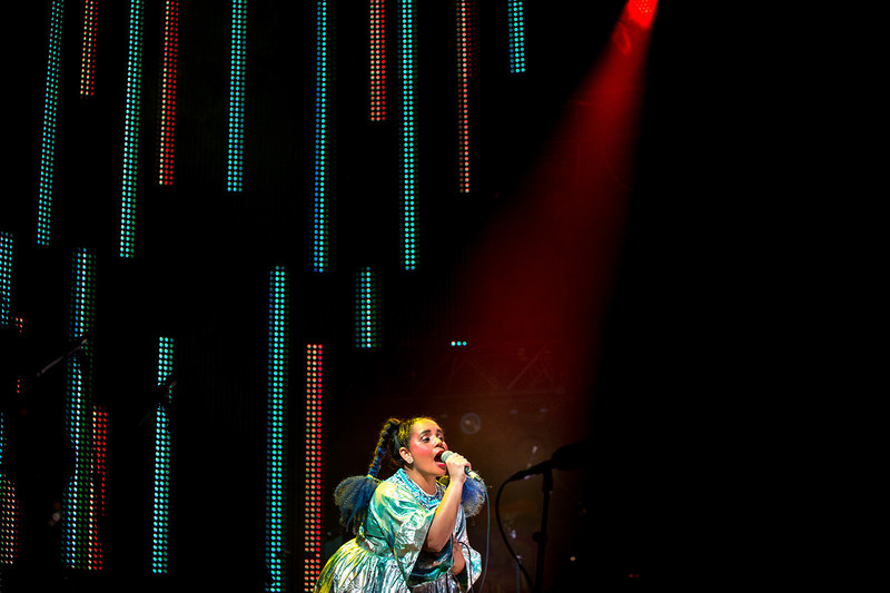 Chris Donovan, the 2017 Tom Hanson Photojournalism Award winner, captured this photo of Lido Pimienta performing during the Polaris Prize Gala at The Carlu in Toronto on September 18, 2017, for The Canadian Press. (THE CANADIAN PRESS/Chris Donovan) (CNW Group/Canadian Journalism Foundation)