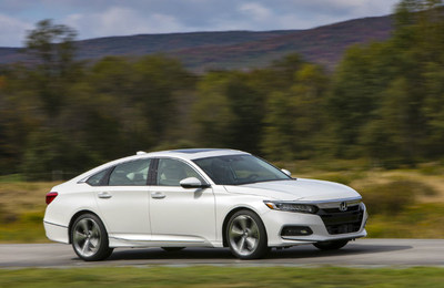 The new 2018 Honda Accord has been completely re-engineered and reimagined.