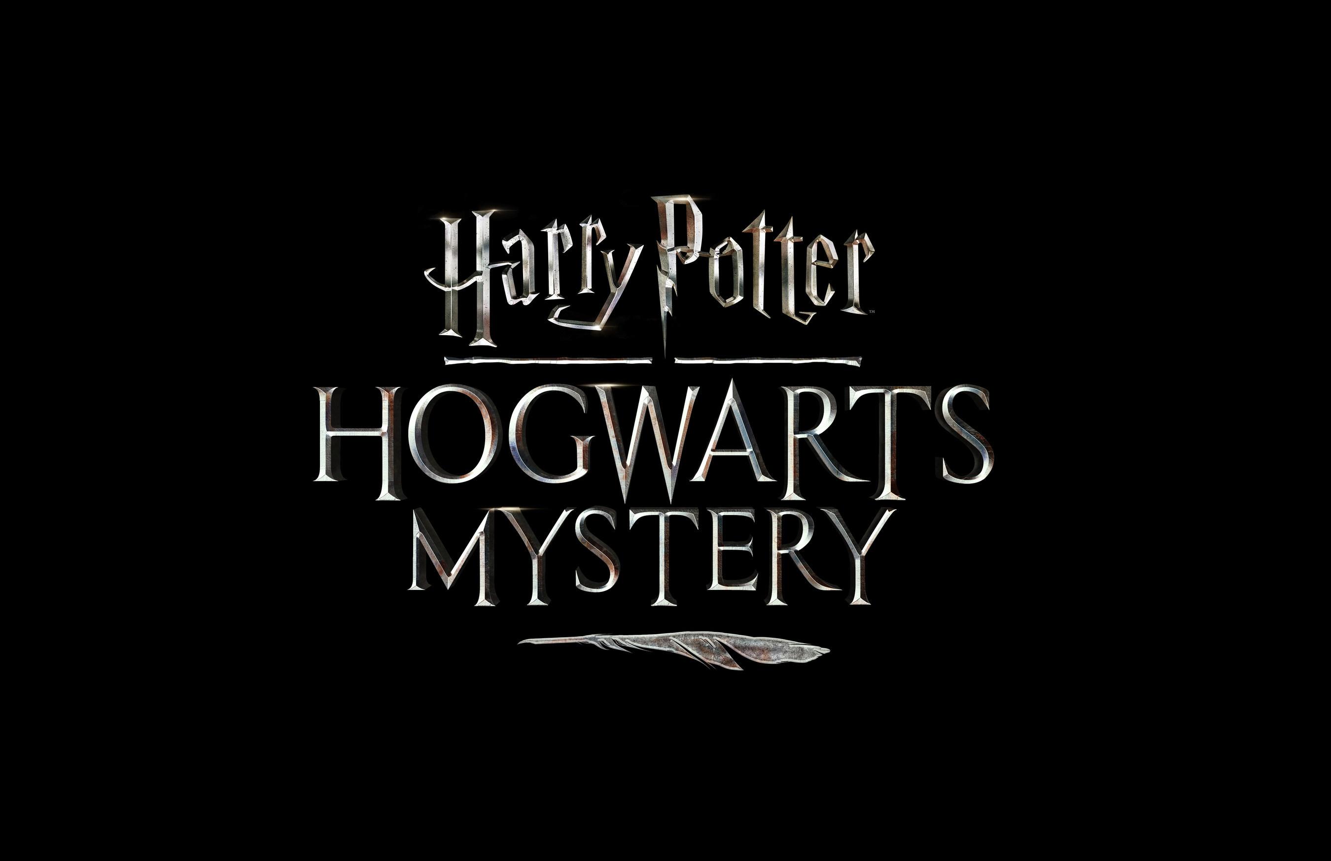 Harry Potter: Hogwart's Mystery logo