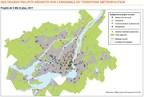 Des grands projets répartis sur l'ensemble du territoire métropolitain (Groupe CNW/Communauté métropolitaine de Montréal)
