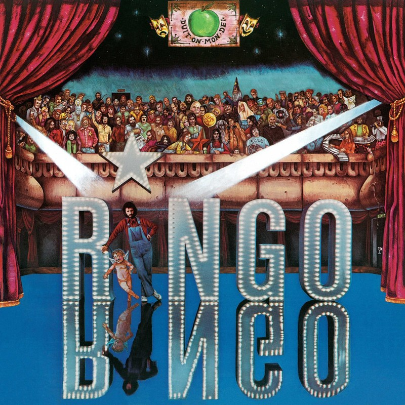 Two essential Ringo Starr albums, 1973's 'Ringo' and 1974's 'Goodnight Vienna,' have been remastered by Ron McMaster at Capitol Mastering for worldwide reissue on heavyweight, 180-gram vinyl LPs. Both albums are available now for preorder and will be released by Capitol/UMe on January 19, 2018.