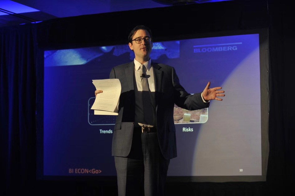 Michael McDonough, Global Director of Economic Research, Chief Economist, Bloomberg L.P.